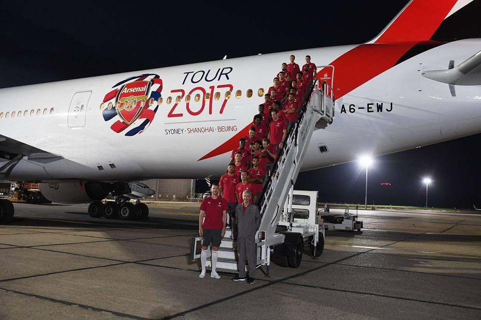Pas de tournée pour Mathieu Debuchy - Foot - Angleterre - Arsenal